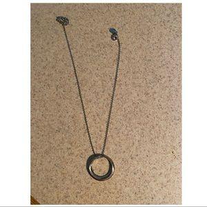 Express Circular Necklace pendant